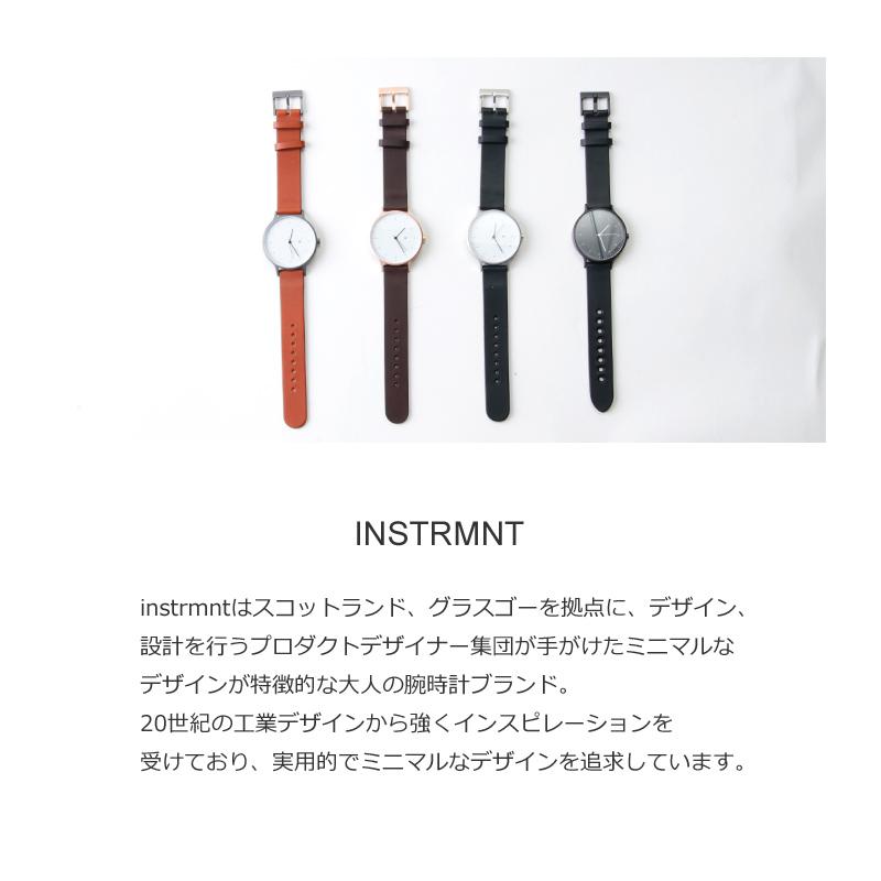 INSTRMNT(インストゥルメント) INSTRMNT 01