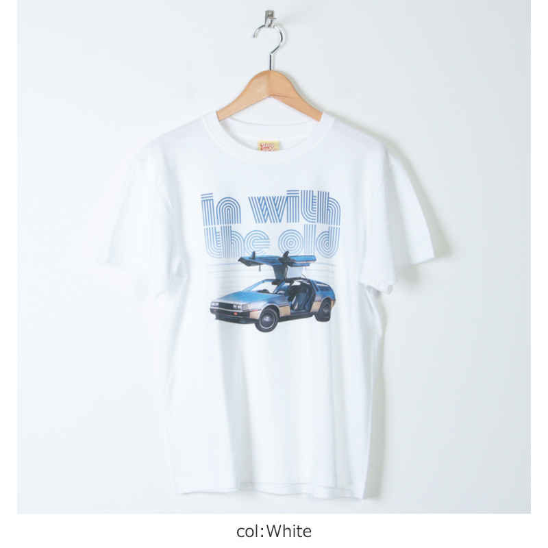 Into The Wild(イントゥ ザ ワイルド) OLD CAR TEE