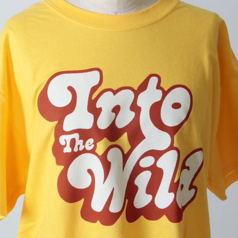 Into The Wild(イントゥ ザ ワイルド) LOGO TEE