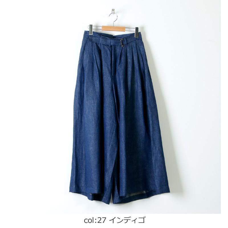 ironari(イロナリ) ハカマザパンツ