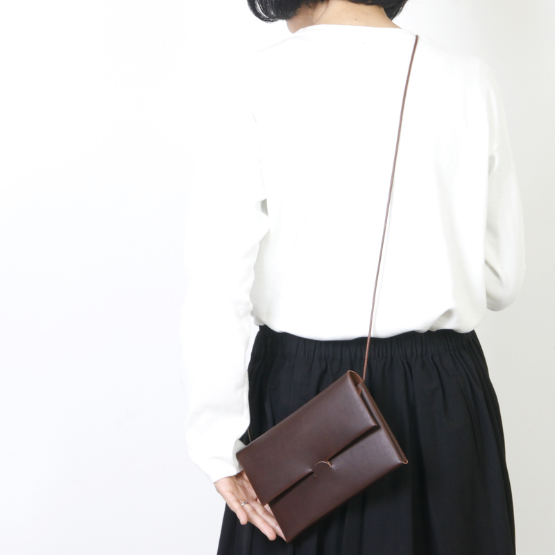 irose (イロセ) Cotyle10周年記念 別注 SEAMLESS SHOULDER CASE S
