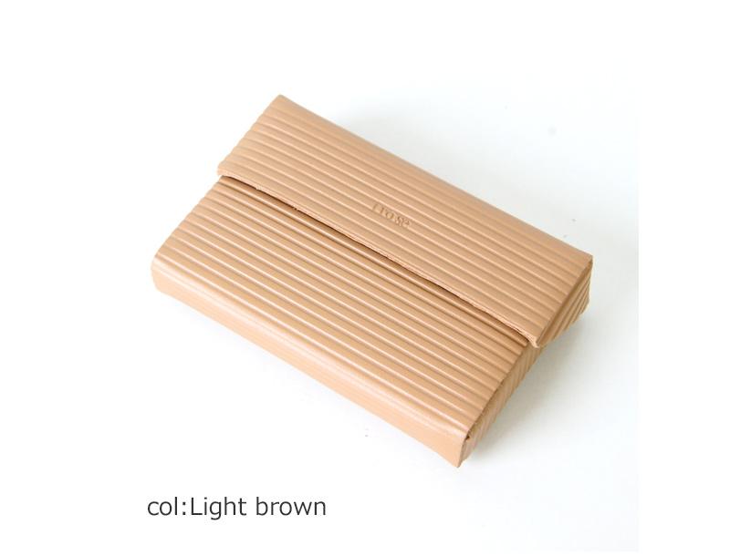irose(イロセ) CARDBORD BOX CARD CASE