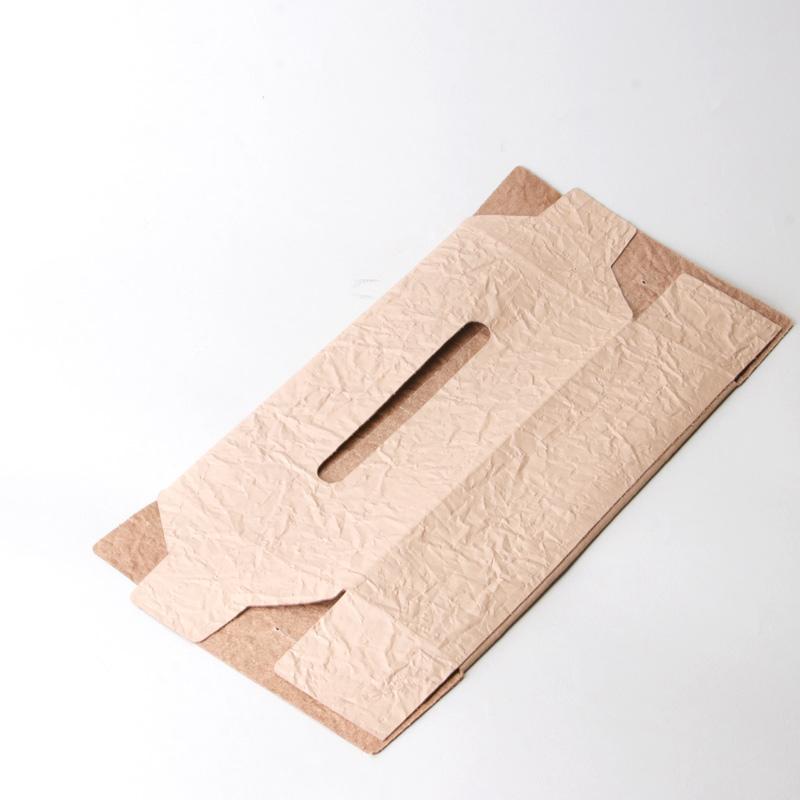 irose(イロセ) PAPER TISSUE BOX CASE