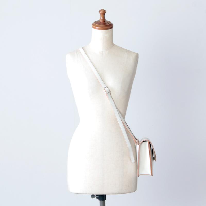 irose(イロセ) FOLD MINI SHOULDER BAG