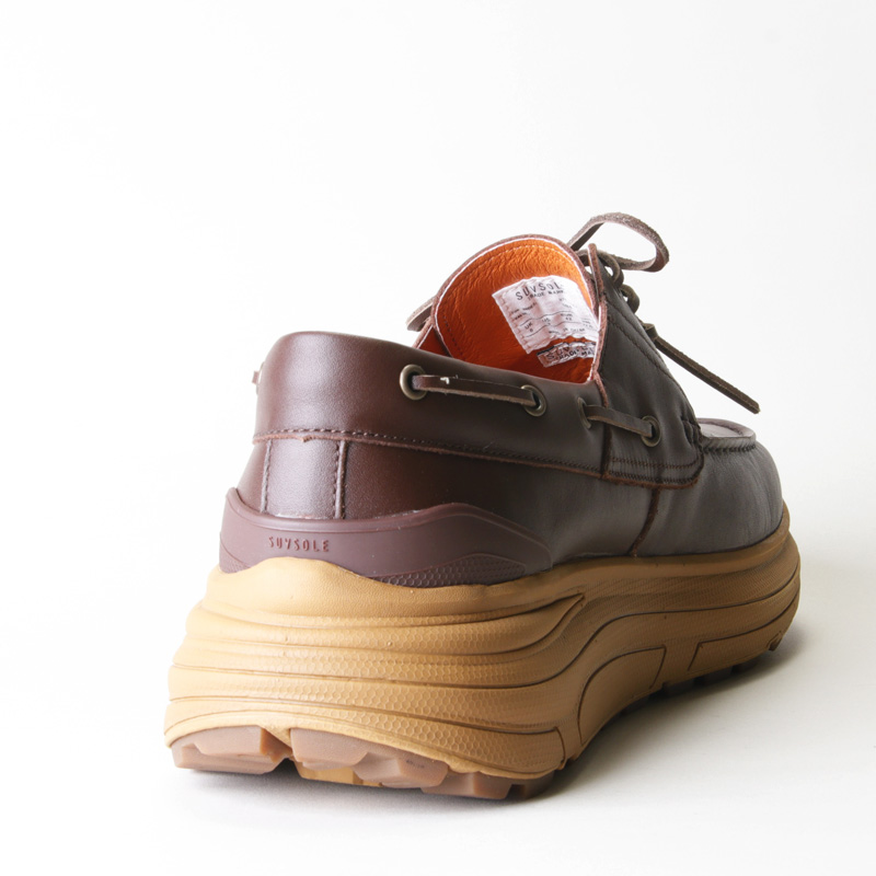 is-ness(イズネス) KASUTERA DECK SHOES is-ness×SUVSOLE
