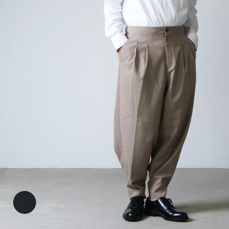 is-ness (イズネス) 2WAY WIDE PANTS NEAT×IS-NESS / 2wayワイドパンツ NEAT×IS-NESS