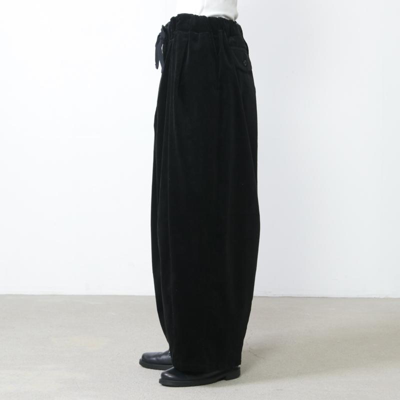 is-ness(イズネス) BALLOON CORDUROY EZ PANTS