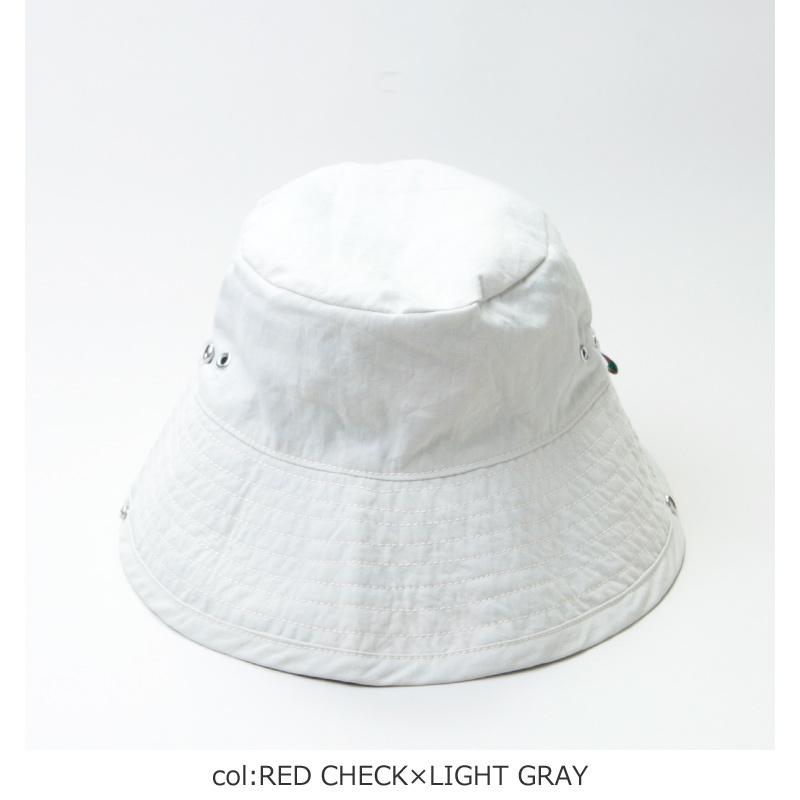 is-ness(イズネス) REVERSIBLE HAT