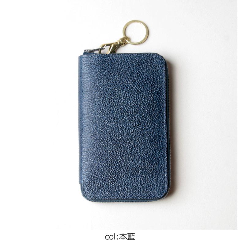 ITTI(イッチ) CRISTY SMART MID WLT/藍桟革