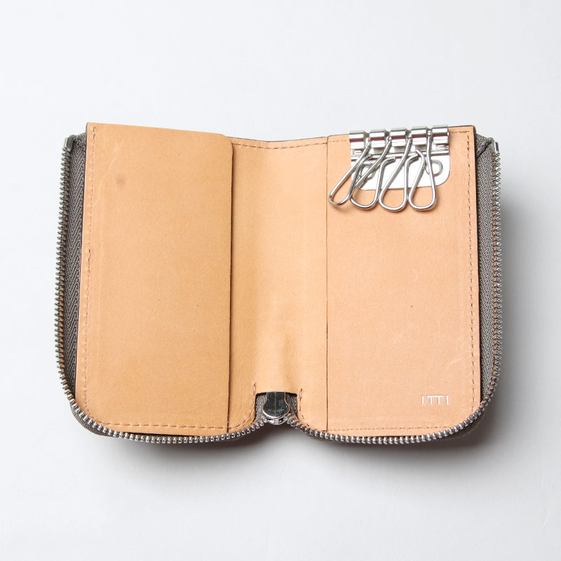 ITTI(イッチ) CRISTY KEY CARD CASE/DIPLO FJORD
