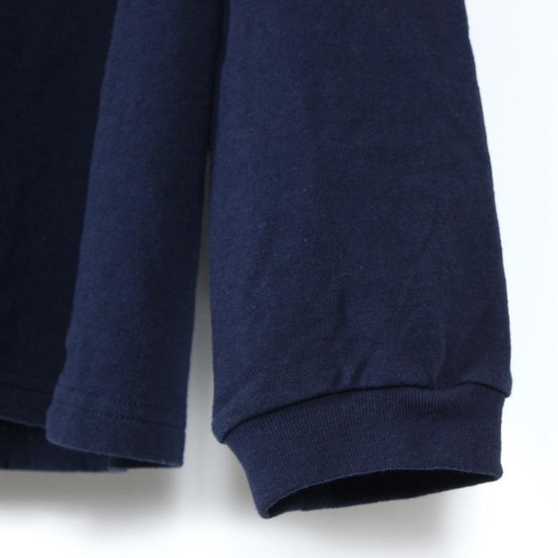 Jackman(ジャックマン) Pocket Long sleeve T-shirt
