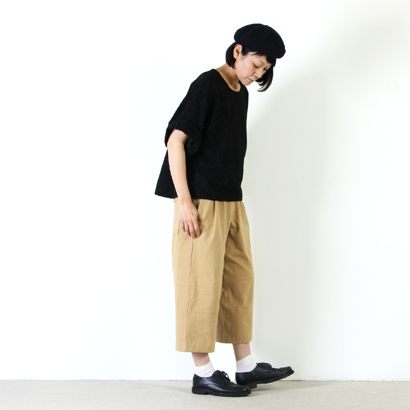 Jackman(ジャックマン) 別注 Stretch Wide Trousers