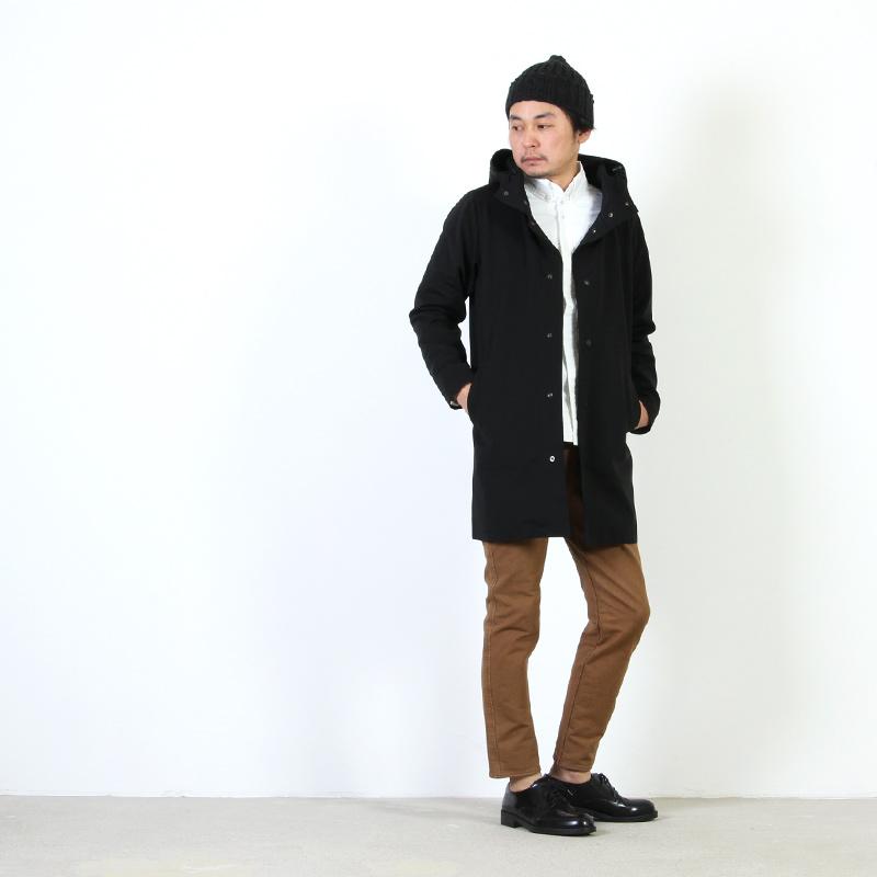 Jackman(ジャックマン) Jersey Coat