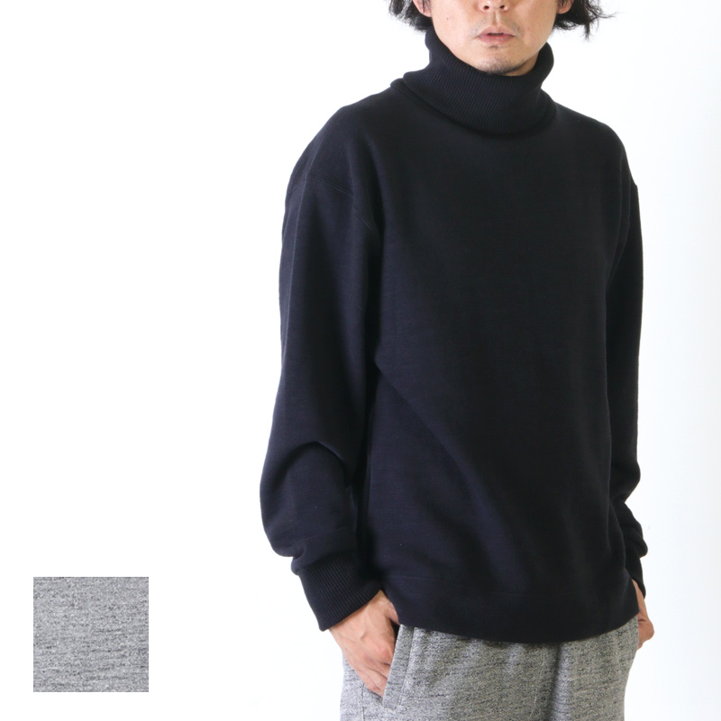 Jackman(ジャックマン) GG Sweat Highneck