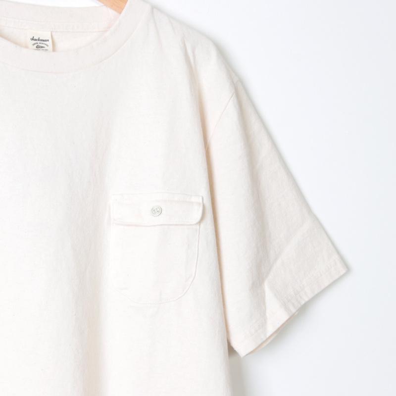 Jackman(ジャックマン) Pocket T-shirt