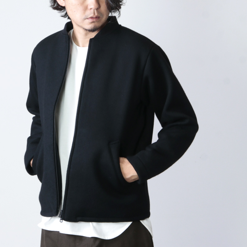 Jackman (ジャックマン) Varsity Jacket / バーシティージャケット