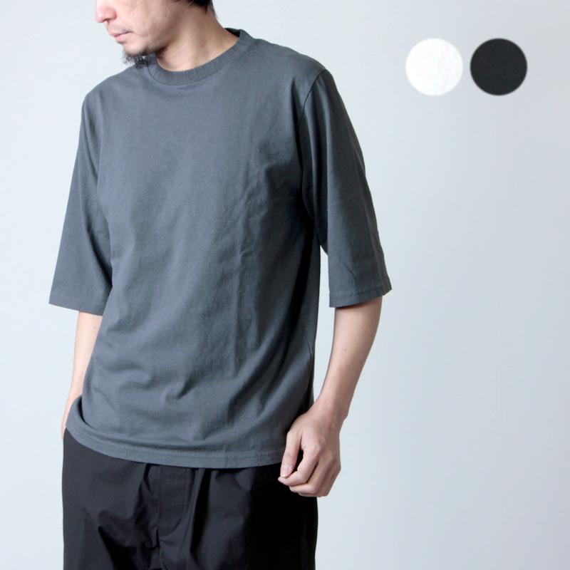 Jackman (ジャックマン) 1/2-Sleeved T-Shirt / ハーフスリーブTシャツ