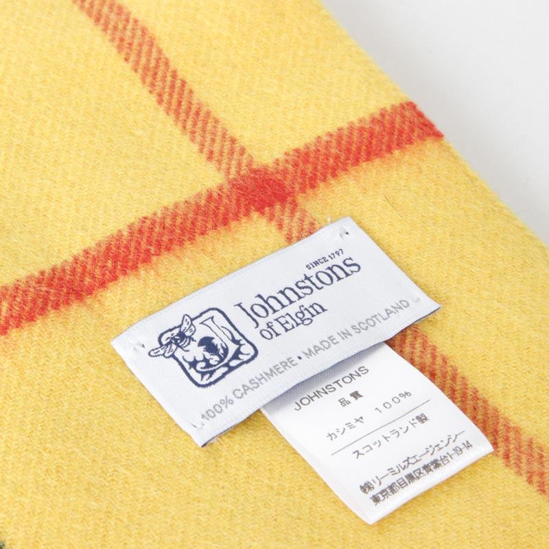 Johnstons(ジョンストンズ) cashmere stole