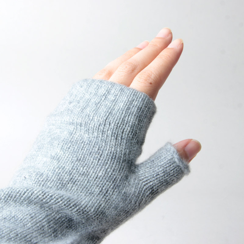 Johnstons(ジョンストンズ) cashmer wrist warmers