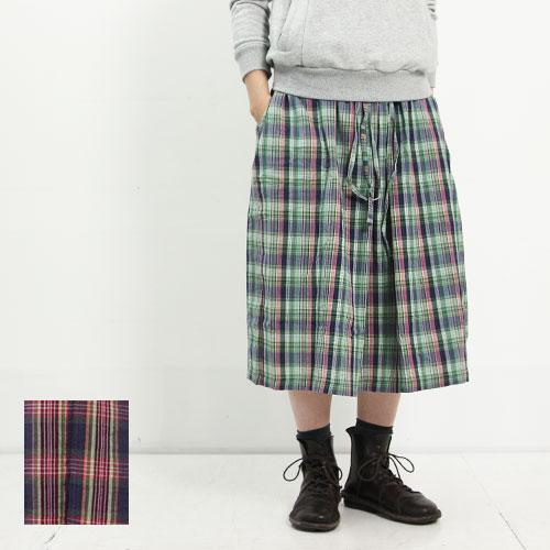 jujudhau (ズーズーダウ) KINCHAKU SKIRT