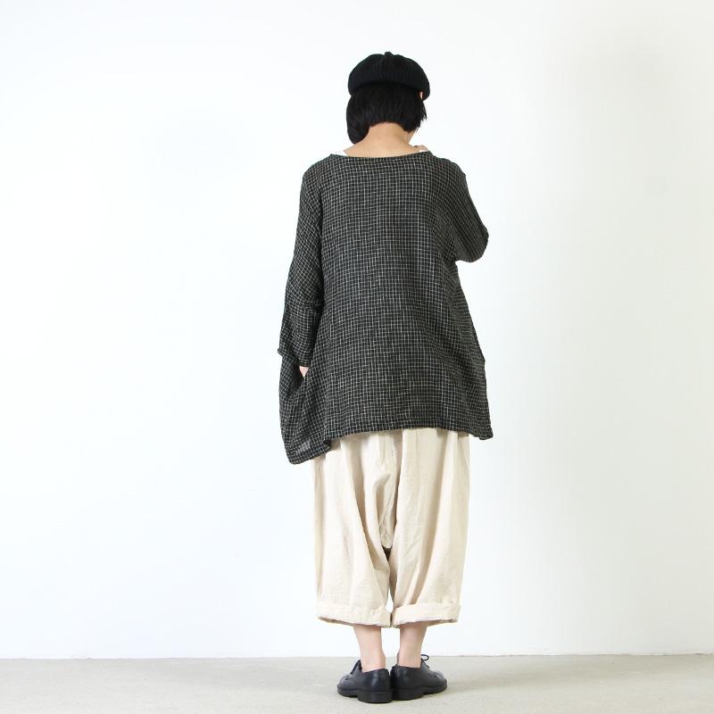 jujudhau(ズーズーダウ) DUMPY SHIRTS