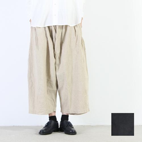 jujudhau (ズーズーダウ) WIDE PANTS