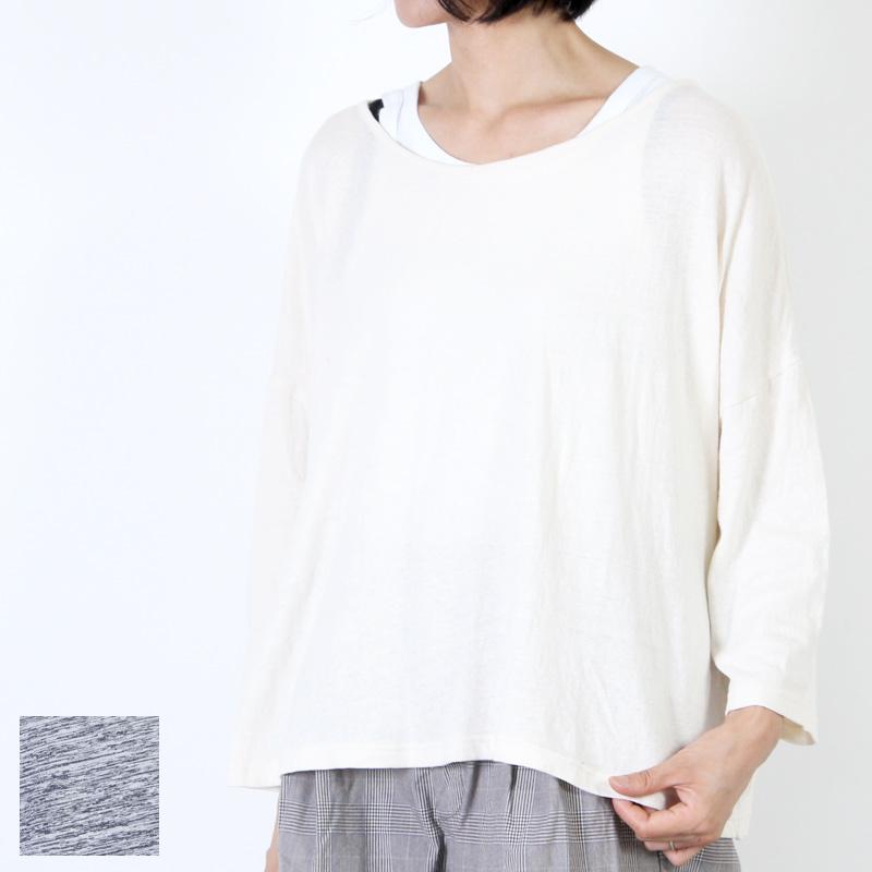 jujudhau (ズーズーダウ) LADYS WIDE-T / レディーズワイドTシャツ