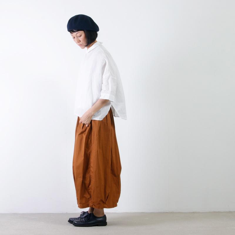 jujudhau(ズーズーダウ) PRIMP SHIRTS