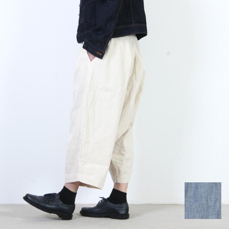 jujudhau (ズーズーダウ) DUMPY PANTS / ダンプティ パンツ