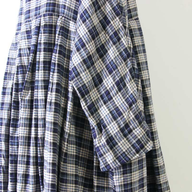jujudhau(ズーズーダウ) TUCK DRESS