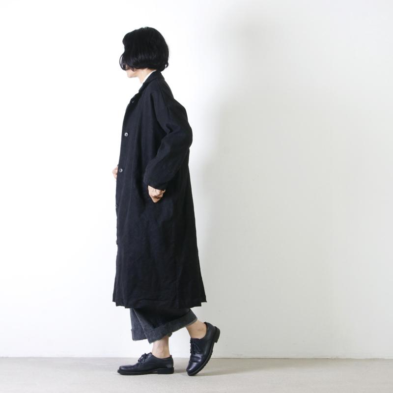 jujudhau(ズーズーダウ) SOUTIEN COLLAR COAT