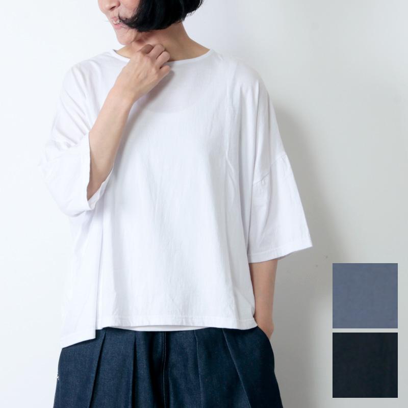 jujudhau (ズーズーダウ) WIDE-T / ワイドTシャツ