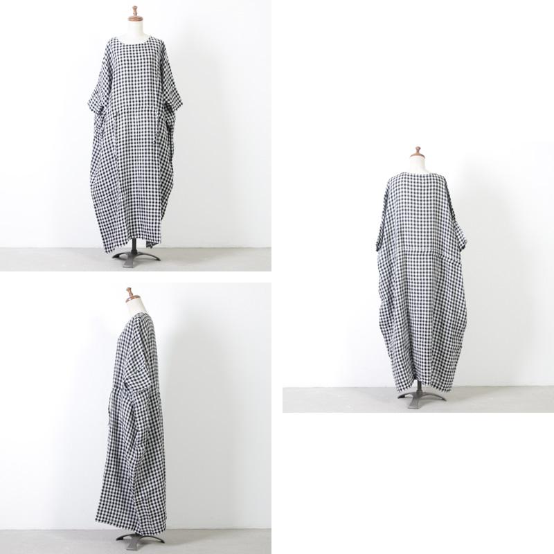 jujudhau(ズーズーダウ) KINCHAKU DRESS