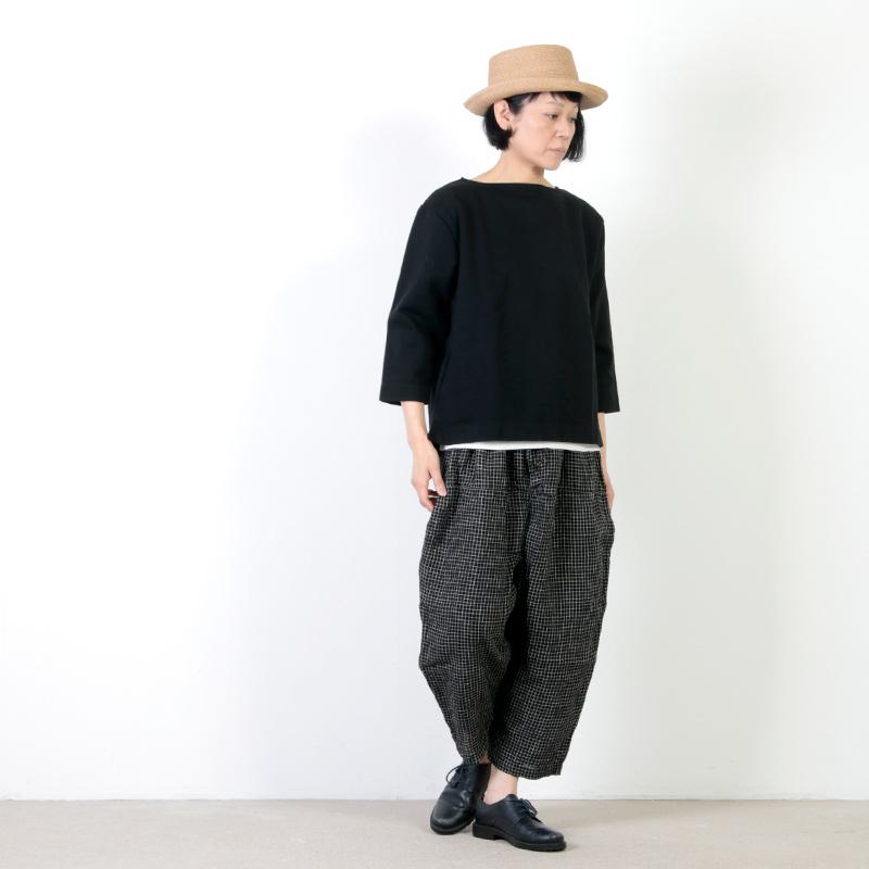 jujudhau(ズーズーダウ) DIAPER PANTS CHECK