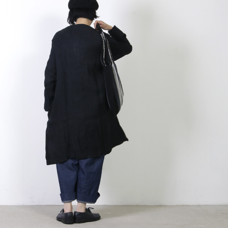 jujudhau(ズーズーダウ) V-NECK COAT
