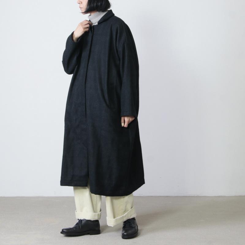 jujudhau(ズーズーダウ) SOUTIEN COLLOR COAT