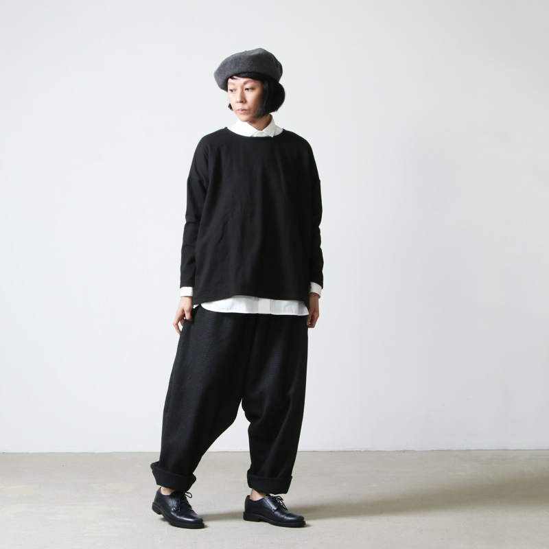 jujudhau(ズーズーダウ) BIG SWEAT