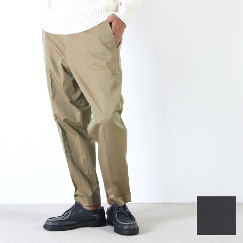 KAPTAIN SUNSHINE (キャプテンサンシャイン) Tapered Trousers / テーパードトラウザーズ