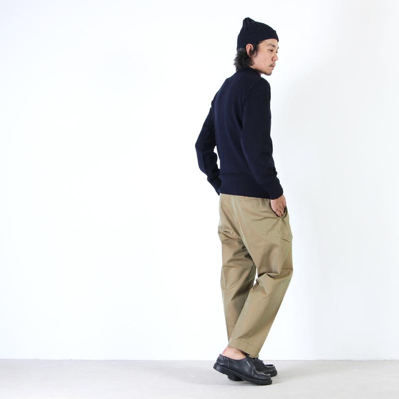 KAPTAIN SUNSHINE(キャプテンサンシャイン) Seamless Naval Sweater