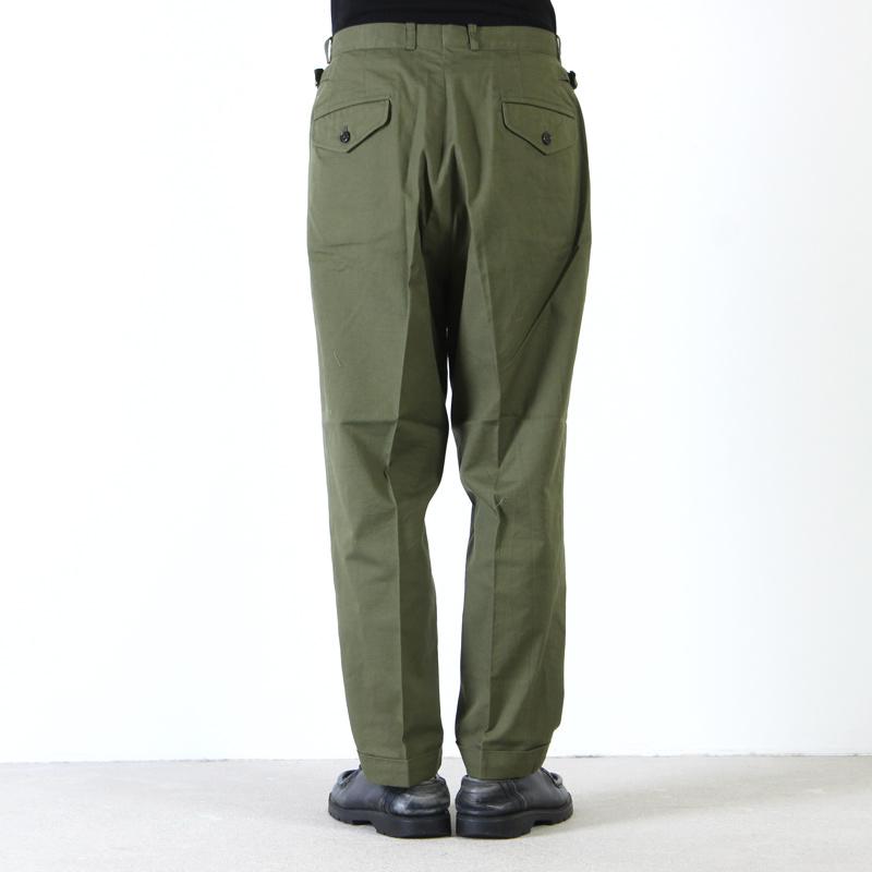 KAPTAIN SUNSHINE(キャプテンサンシャイン) Riviera Trousers