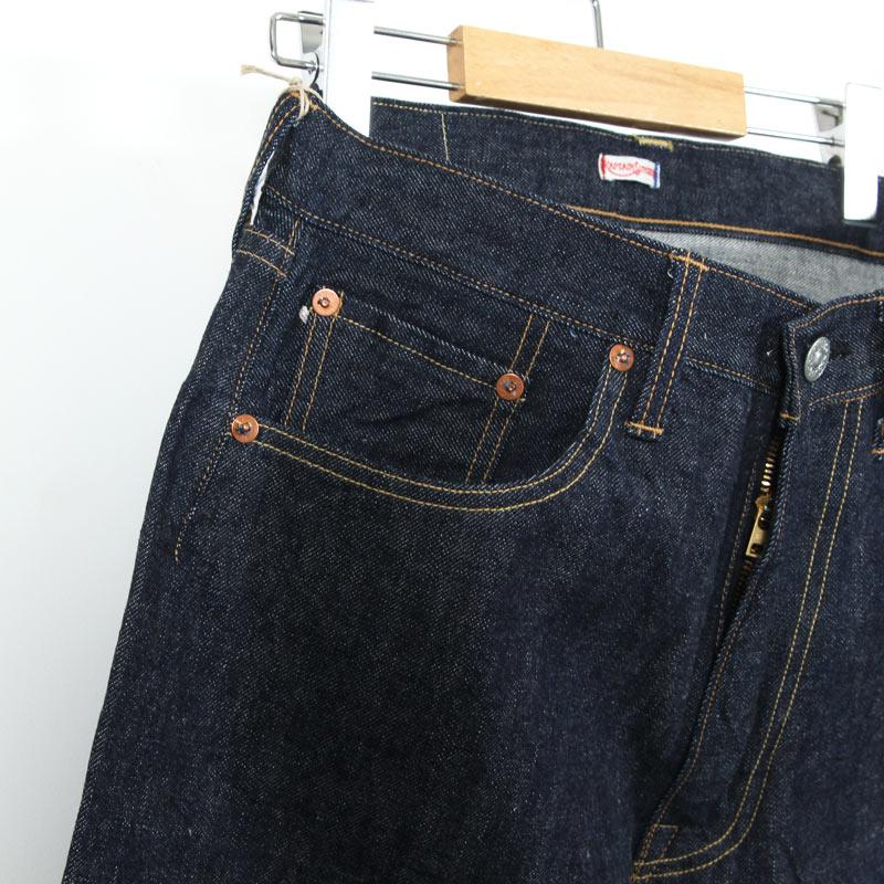 KAPTAIN SUNSHINE(キャプテンサンシャイン) East Coast Fit Denim Pants