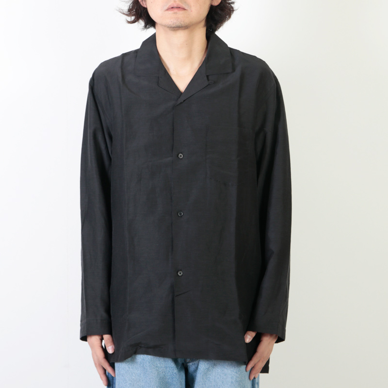 KAPTAIN SUNSHINE(キャプテンサンシャイン) Sleeping Wide Shirt