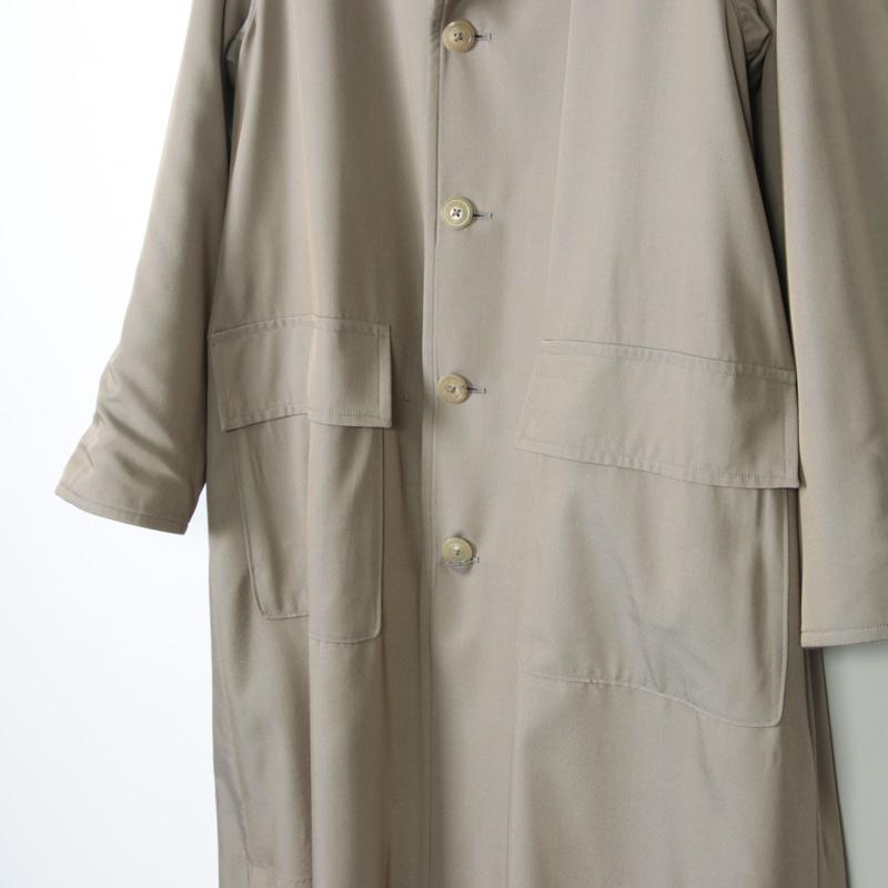 KAPTAIN SUNSHINE(キャプテンサンシャイン) Reversible Chesterfield Coat