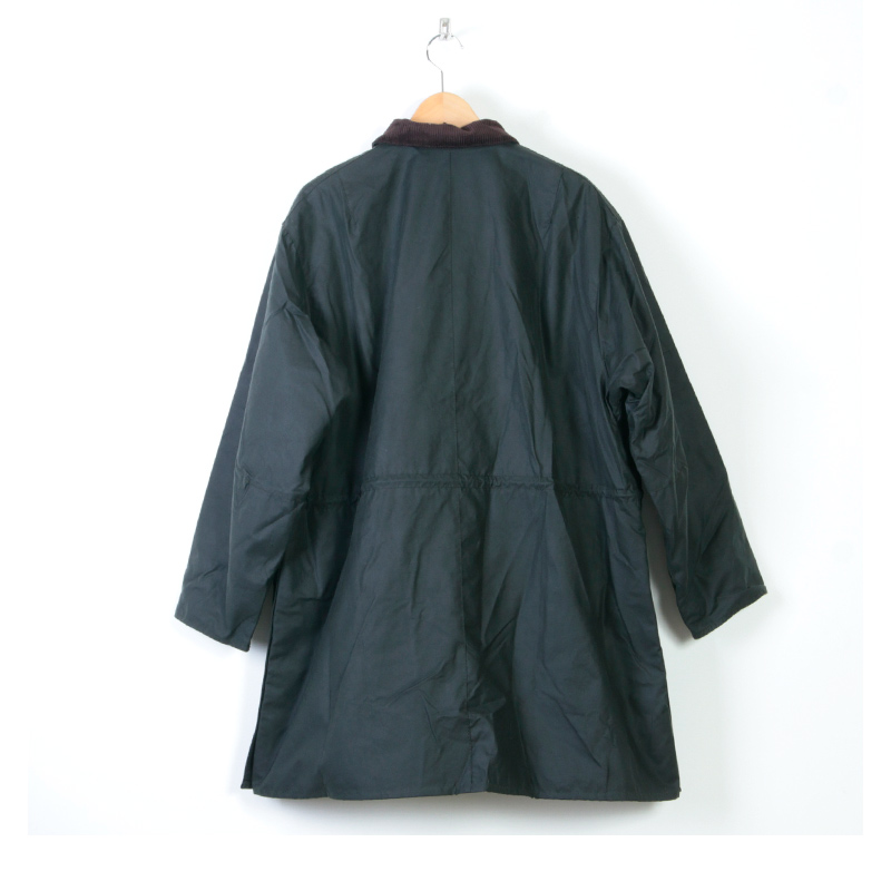 KAPTAIN SUNSHINE(キャプテンサンシャイン) Made by Barbour Stand Collar Traveller Coat