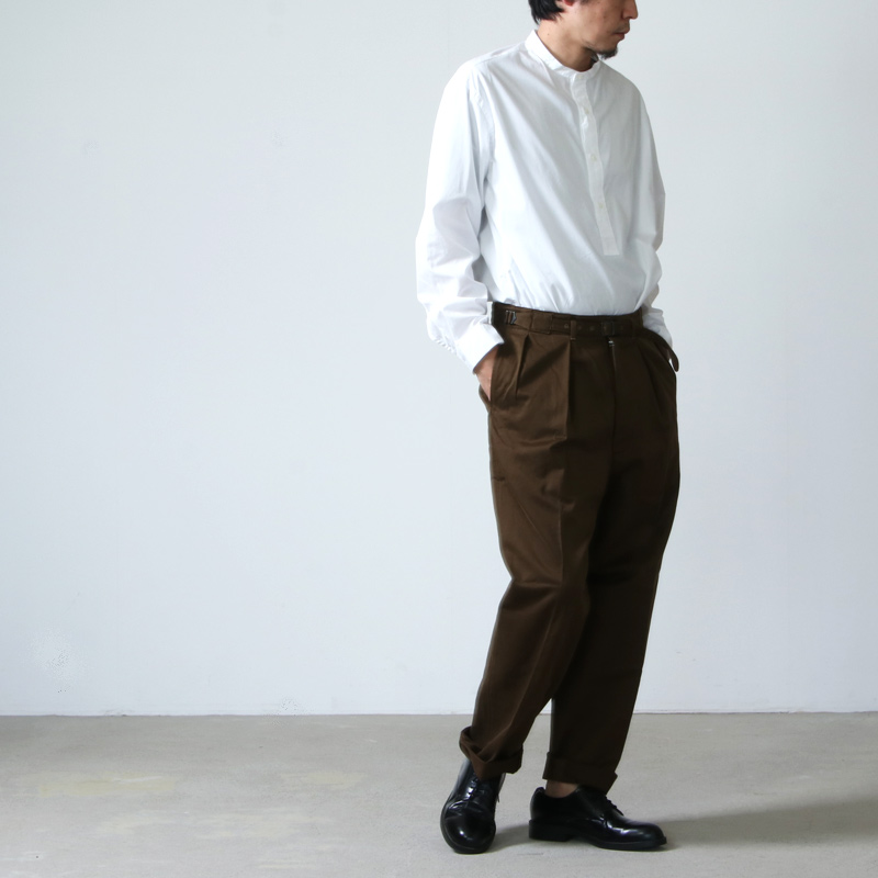 KAPTAIN SUNSHINE(キャプテンサンシャイン) Gurkha Trousers