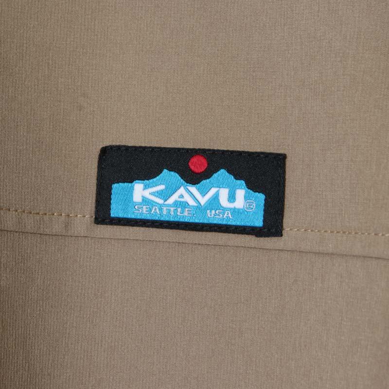 KAVU(カブー) Sheltech Shirts