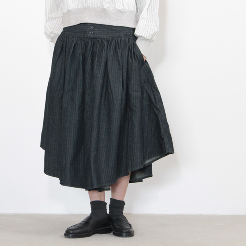 kelen (ケレン) Denim Hakama Pants Lui
