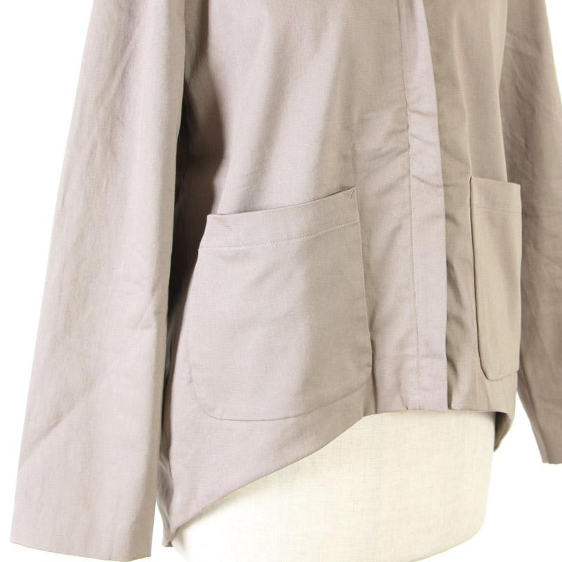 kelen(ケレン) Back Tuck Jacket Aiku