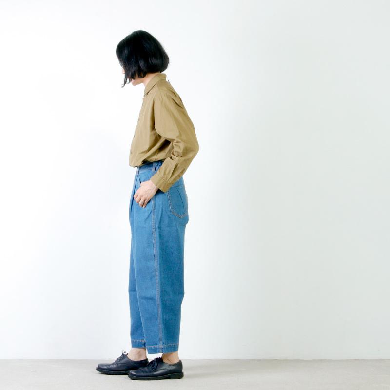 kelen(ケレン) コクーンデニム Sabo Denim