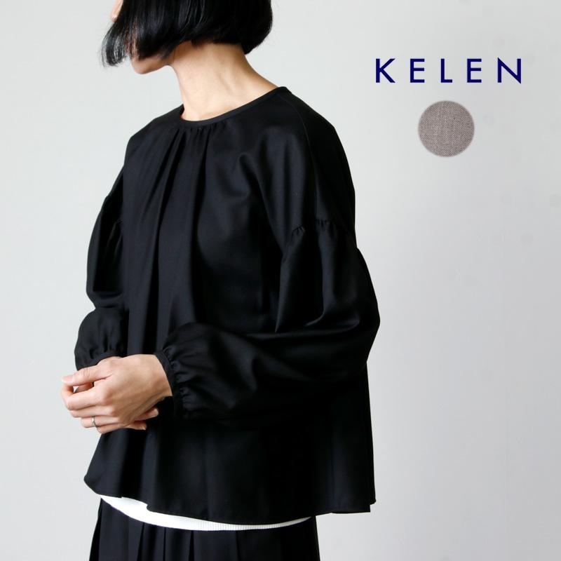 kelen (ケレン) Gather Tops Etty / ギャザートップスエティ